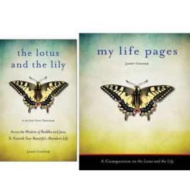 The Lotus and The Lily + My Life Pages signed copies<br />$30.00 + Shipping