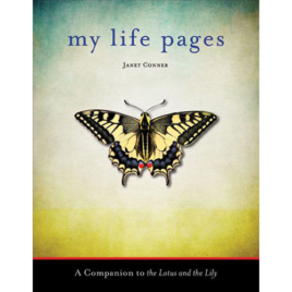 My Life Pages Signed Copy<br>Companion Journal to The Lotus and The Lily<br>$16.95 + Shipping
