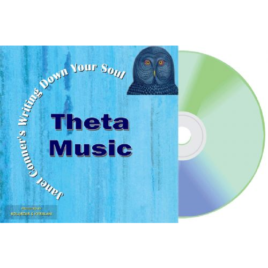 Writing Down Your Soul's<br />Theta Music CD<br />$20.00 +  Shipping