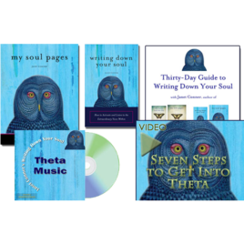 Writing Down Your Soul<br />Complete Package<br />$108.00 Free US Shipping