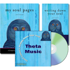 Writing Down Your Soul<br />Get Three!<br />$55.00 Free US Shipping