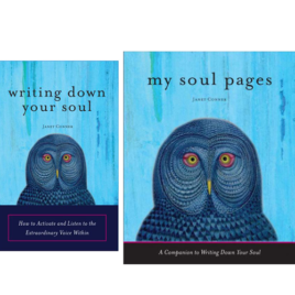 Writing Down Your Soul + My Soul Pages Get Both <br>$33.00 + Shipping