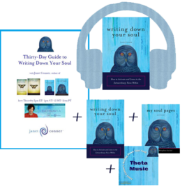 Writing Down Your Soul's<br />On Demand Course <br />5 pack $177.00