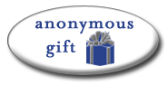 Anonymous Gift<br>Varied Amounts, Thank You<br>$25.00 – $253.00