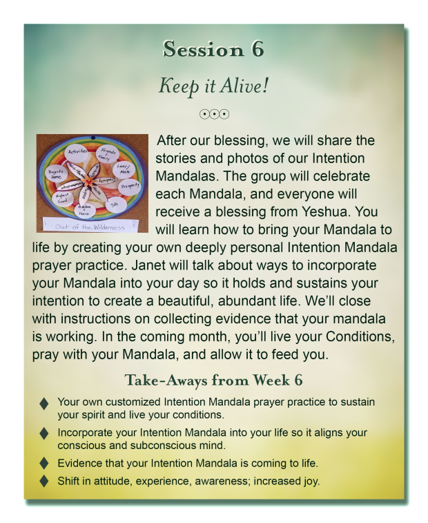 Manifest Your Abundant Life - LL On Demand