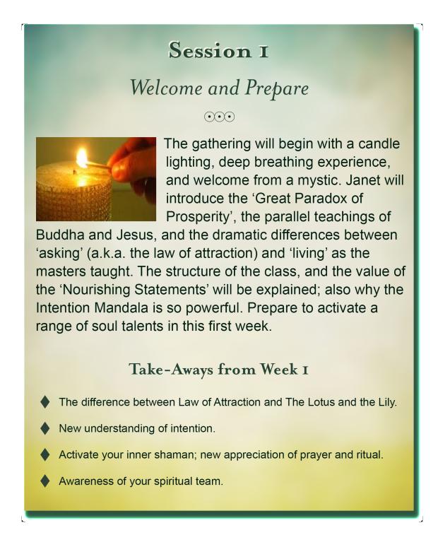 Manifest Your Abundant Life - LL On Demand
