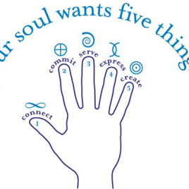 Your Soul Wants Five Things 2017<br>Telecourse Series<br>$2017 (Payments Available)