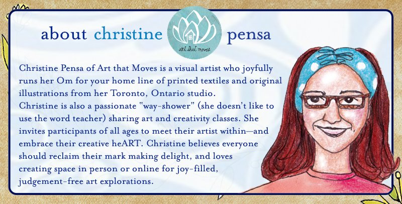 SDCB Launch Page About Christine
