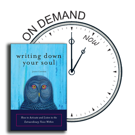 Writing Down Your Soul On Demand Now Clock