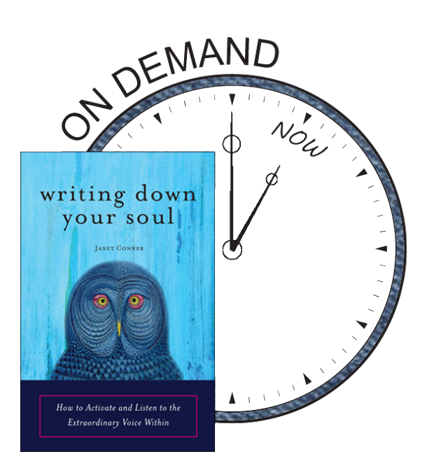 Soul Writing - Writing Down Your Soul On Demand Icon