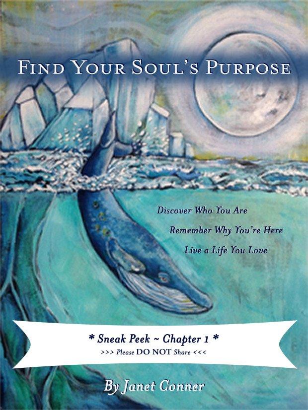 Soul Purpose Sneak Peek Chapter 1 Title Page A