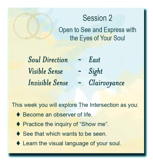express your soul's beauty course content