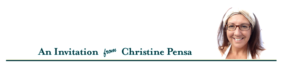 SE Invitation Banner - Christine