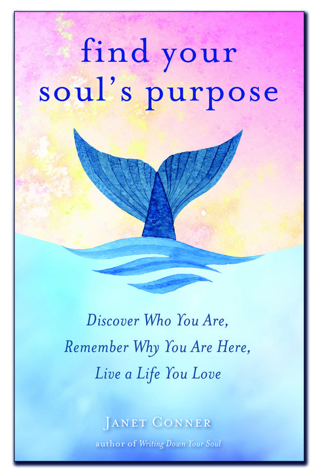 FIND YOUR SOULS PURPOSE COVER