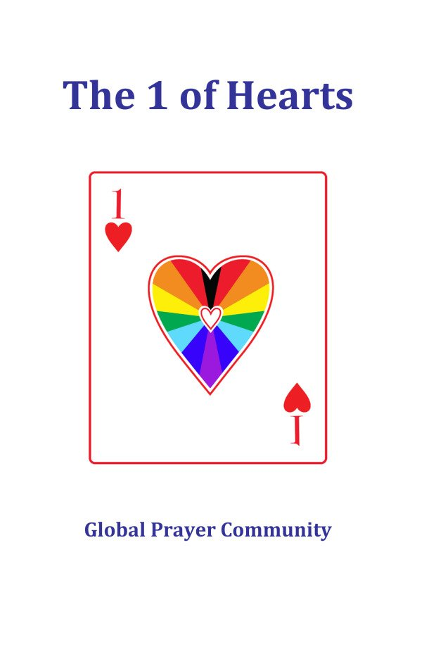 The 1 of Hearts Global Prayer Community