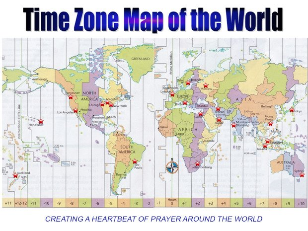 time-zone-map-of-the-world