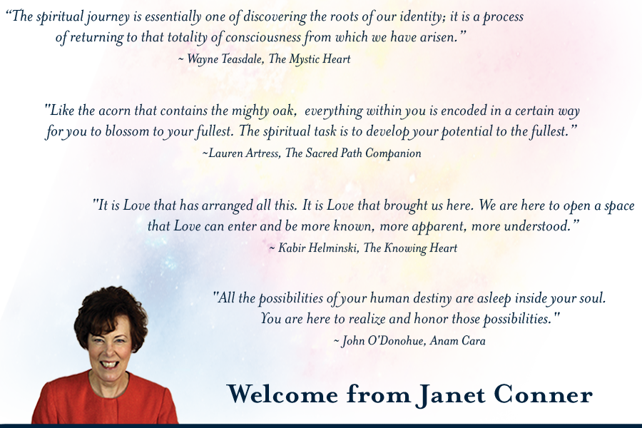 Find Your Soul's Purpose Welcome Banner