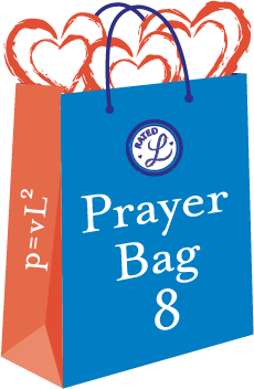 Prayer Bag for Epsisode 8