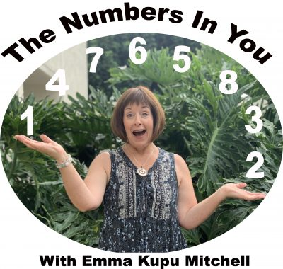 The Numbers In You with Emma Kupu Mitchell