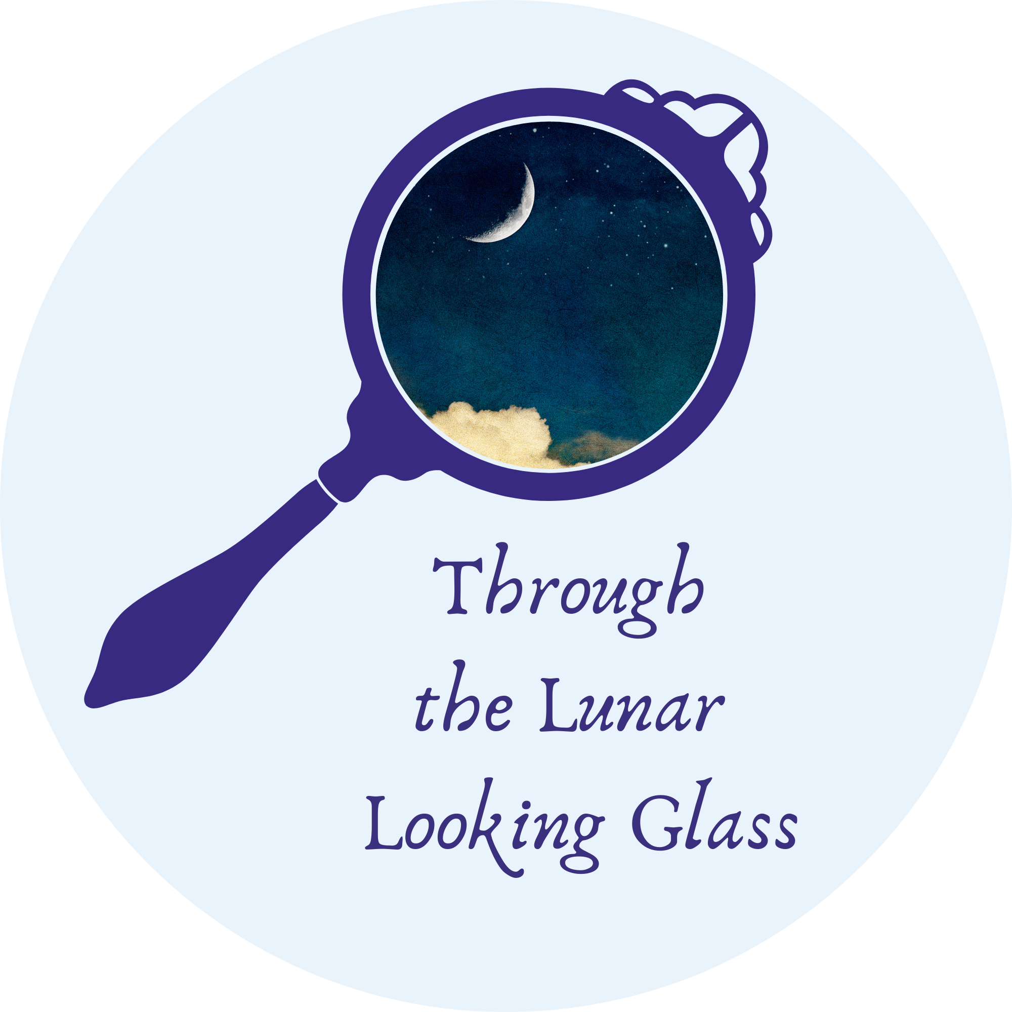 Through the Lunar Looking Glass in Circle