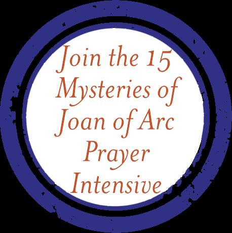joan of arc hp circle
