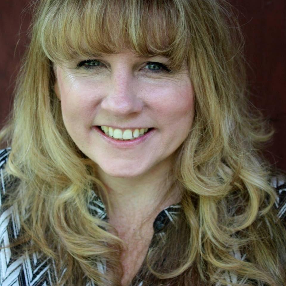 image of Perdita Finn, smiling